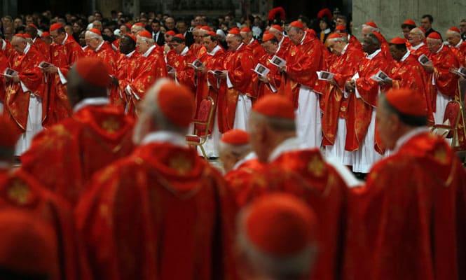 Папа Римский и католики
